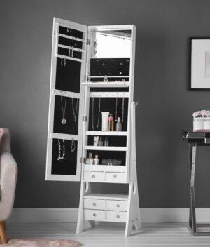 Nikita jewellery cabinet