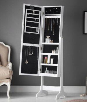 Renee jewellery cabinet