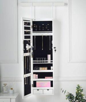 Amelia jewellery cabinet
