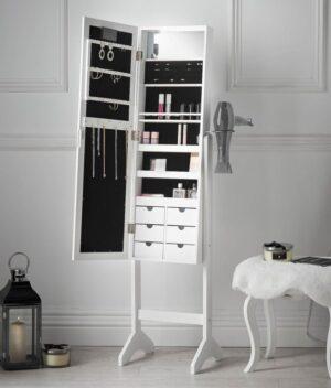 Zoey jewellery cabinet