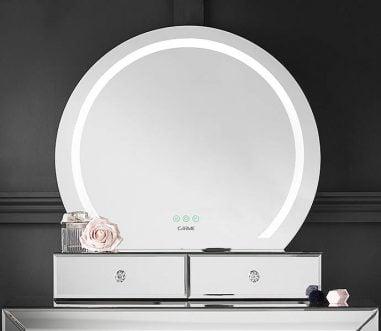 LED Mirrors Category Image
