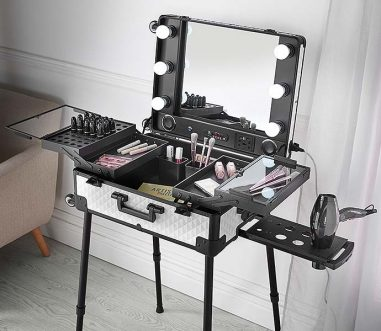 Makeup Trolleys and Hollywood Category Image