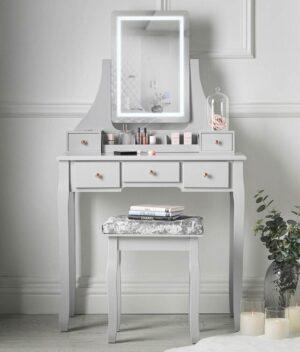 Savannah Grey dressing table