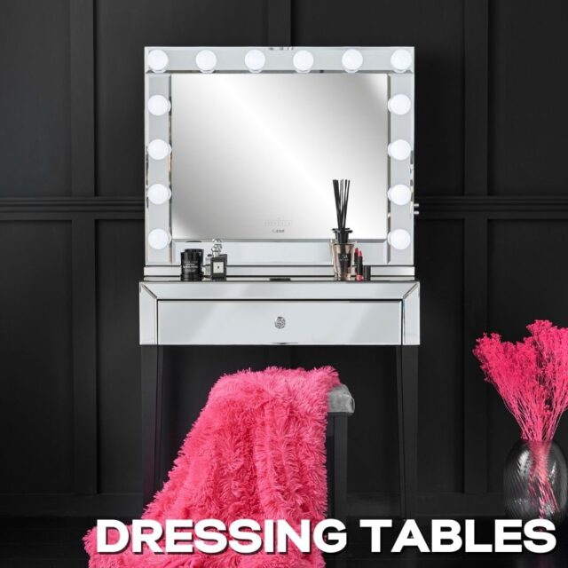 dressing tables category